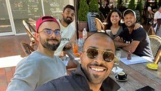 Hardik Pandya's Instagram Picture With Virat Kohli Goes Viral