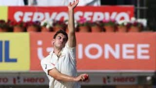 Australia vs India, 2nd Test, Day 2 Lunch Report: Pat Cummins Gets Shubman Gill And Cheteshwar Pujara in Opening Session