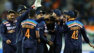 3rd ODI: India Finish With Consolation Win in Canberra, Australia Take Series 2-1