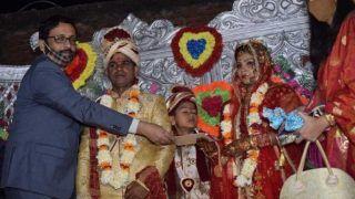 Deoria DM Performs 'Kanyadaan' of Late BSF Jawan's Daughter, Wins Praise on Social Media