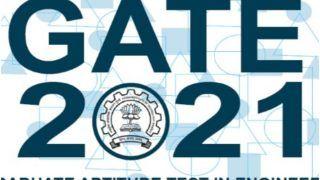 GATE 2021 Exam Date Sheet: IIT Bombay ने जारी किया GATE 2021 का एग्जाम शेड्यूल, इस दिन से आयोजित होगी परीक्षा, जानें पूरी डिटेल