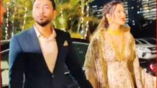 Gauahar Khan-Zaid Darbar Receive Musical Welcome From Family Members as They Sing 'Tu Jo Mila' For Newlywed Couple