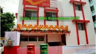 India Post GDS Recruitment 2020: Apply Online For 4,269 Job Vacancies | Find Direct Link Here