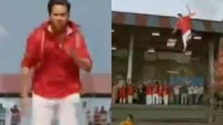 'RIP Physics, Logic'! Varun Dhawan's Scene From Coolie No 1 is The Latest Target of Memes, Clip Goes Viral