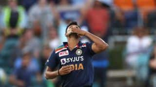 3rd ODI | Natarajan Quite an Inspiration: Hardik Pandya