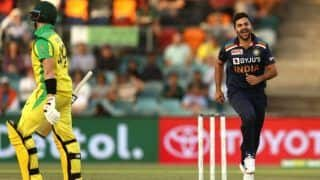 IND vs AUS: Shardul Thakur Reveals How he Planned Steve Smith's Dismissal in 3rd ODI