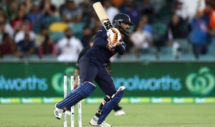 IND vs AUS: Ravindra Jadeja Overtakes MS Dhoni to Register Highest T20I score For India at no. 7