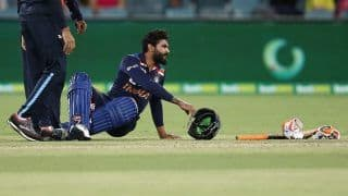 IND vs AUS 2020: Ravindra Jadeja Ruled Out of T20I Series, Shardul Thakur Named as Replacement