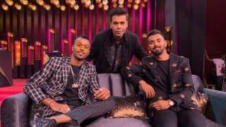 Hardik Pandya Sheds Light on Koffee with Karan Controversy, Says 'I Wasn   t in Control of my Own Life'