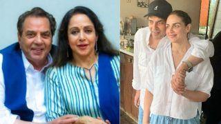 पत्नी हेमा मालिनी से लेकर बेटी ईशा देओल तक, परिवार के सदस्यों ने ऐसे दी Dharmendraको जन्मदिन की बधाई