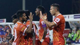 ISL 2020/21: Igor Angulo's strike hand FC Goa 1-0 win over Odisha FC