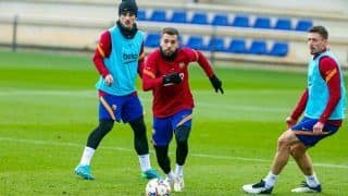 Barcelona vs Levante Live Streaming La Liga in India: When And Where to Watch BARCA vs LEV Live Football Match