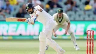 India vs Australia: Virat Kohli's Love-Affair With Adelaide Continues, Slams His First Test Fifty of 2020