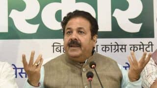 BCCI Ethics Officer DK Jain Issues Notice to Rajeev Shukla on 'Conflict of Interest' Complaint