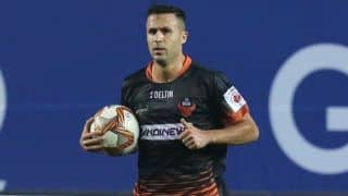 ISL 2020/21: Igor Angulo's Brilliance Guides FC Goa Win Against Jamshedpur