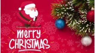 Christmas 2020 Wishes: क्रिसमस पर दोस्तों और प्रियजनों को भेजें ये मैसेज, SMS और कोट्स