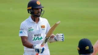 SA vs SL 1st Test: Dinesh Chandimal, Dhananjaya de Silva Shine With Bat as Sri Lanka Post 340/6 on Day 1