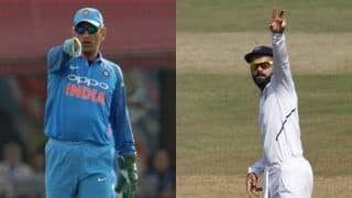 ICC Men's Teams of the Decade: MS Dhoni Named ODI and T20I Skipper, Virat Kohli Awarded Test Captaincy