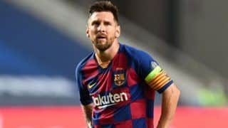 Lionel Messi Names Two Manager he Was Lucky to Train Under