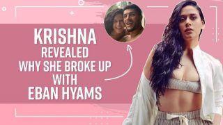 Krishna Shroff ने क्यों किया था बॉयफ्रेंड Eban Hyams से ब्रेकअप? सामने आई ये वजह