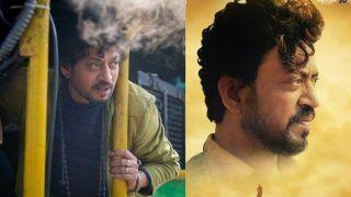 दिवंगत अभिनेता इरफान खान की आखिरी फिल्म अगले साल होगी रिलीज, ऐसा होगा किरदार...