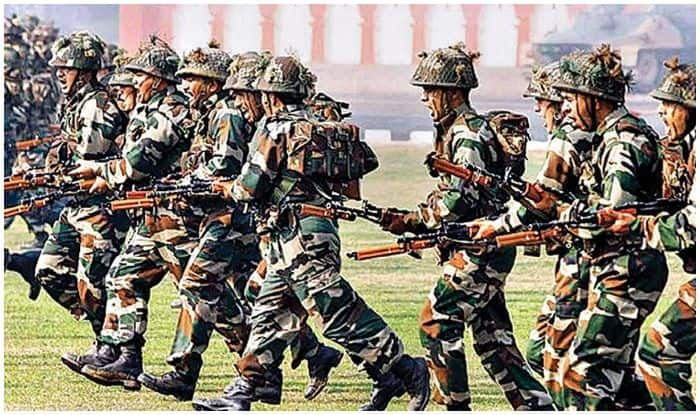 The Indian Army will be reduced
