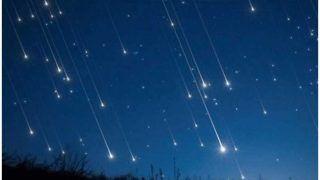 Geminid Meteor Shower 2020: उल्का पिंडो की बौछार से जगमगाएगा आकाश, जानें भारत में कब और कैसे देख सकेंगे