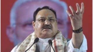 TMC Means 'Cut Money' And 'Chaal Chor': JP Nadda Attacks Mamata Banerjee's Party in West Bengal