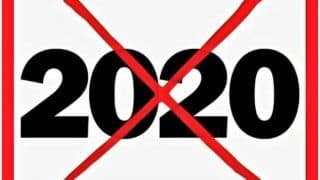 'Worst Year Ever': TIME Magazine Crosses Out '2020' With Red Mark, Fifth Time in 100 Years