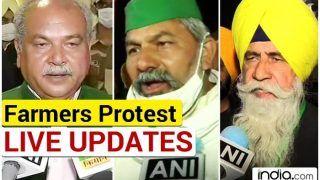 Farmers Protest: बैठक के बाद बोले किसान- 'सरकार संशोधन की कोशिशों में लगी है, हमारी मांग कानून वापस लेने की हैं'
