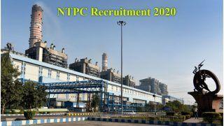NTPC Recruitment 2020: NTPC में इन विभिन्न पदों पर आवेदन करने के लिए बचे हैं चंद दिन, जल्द करें अप्लाई