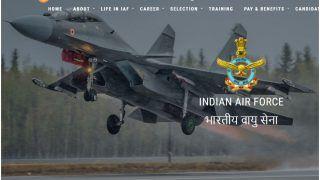 IAF AFCAT Recruitment 2021: भारतीय वायु सेना ने AFCAT 2021 के लिए आवेदन करने की बढ़ाई डेट, जल्द करें अप्लाई, लाखों में मिलेगी सैलरी