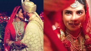 Priyanka Chopra Jonas-Nick Jonas Share Unseen Wedding Pics to Celebrate Their Second 'Hindu Anniversary'