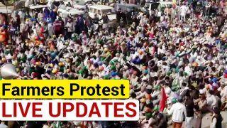 Farmers' Protest Latest News: सिघूू बॉर्डर पर किसानों का आंदोलन तेज,  दिल्ली के कई बॉर्डर बंद, भारी ट्रैफिक जाम से लोग परेशान