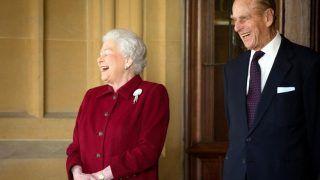 Queen Elizabeth and Prince Philip Receive COVID-19 Vaccine in UK