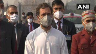 फिर विफल हुई किसान-सरकार वार्ता, राहुल ने कसा तंज- तारीख पे तारीख देना स्ट्रैटेजी है उनकी!