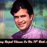 Rajesh Khanna Birth Anniversary: Remembering Kaka With Some of His Memorable Songs