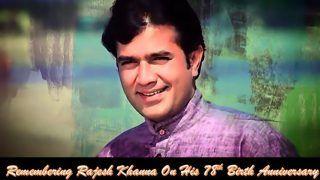 B'dy: राजीव गांधी के कहने पर राजनीति में आए थे राजेश खन्ना, लड़कियों ने लिखा था खून से 'लव लेटर', जानिए Unknown Facts
