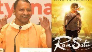योगी आदित्यनाथ के महाराष्ट्र दौरे का असर, अयोध्या में 'रामसेतु' की शूटिंग करेंगे अक्षय कुमार, परमिशन लेने के लिए मुख्यमंत्री से मिले