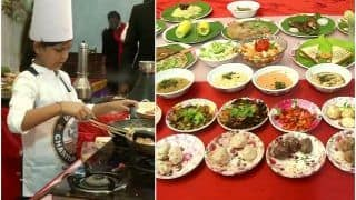 Tamil Nadu Girl Cooks 46 Dishes In Just 58 Minutes, Enters UNICO Book of World Records