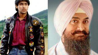 Salman Khan to Become Prem of Maine Pyar Kiya For Aamir Khan's Laal Singh Chaddha, Shooting on Jan 8