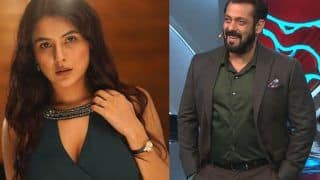 Shehnaaz Gill Makes Salman Khan do 'Sadda Kutta Kutta' on Bigg Boss 14 as The Superstar Celebrates 55th Birthday