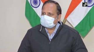 ब्रिटेन से लौटे यात्रियों के बारे में मंत्री सत्येंद्र जैन ने दी बड़ी जानकारी, बोले- दिल्ली में न्यू कोरोना स्ट्रेन से संक्रमित...