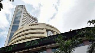 Sensex Drops Over 100 Points; Nifty Slips Below 14,1001