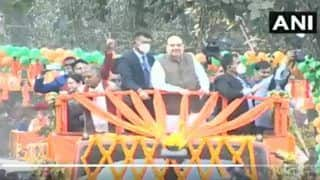 People of Bengal Want Change to End Political Violence, Bangladeshi Infiltration: Amit Shah