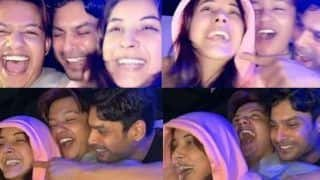 Shehnaaz Gill-Sidharth Shukla Dance Together at New Year Party in Goa, Cute Video Shows Him Pulling Her Cheeks
