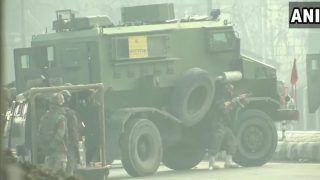 Srinagar Encounter: श्रीनगर में 15 घंटे चले एनकाउंटर में 3 आतंकी ढ़ेर, सर्च ऑपरेशन जारी
