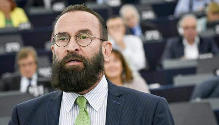 Oops! Hungarian Politician Caught Escaping a 'Gay Sex Party' After Breaching Covid Lockdown, Resigns