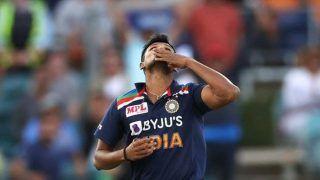 India vs Australia 2020, 1st T20I: T Natarajan Makes Debut, Jasprit Bumrah Rested