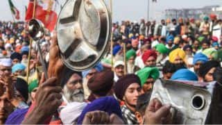 Protesting Farmers Beat Utensils During PM's Mann Ki Baat Just as 'He Asked in March'